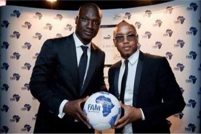 Pour honorer Papa Bouba Diop, El-Hadji Diouf lance un défi pour la CAN 2021