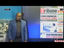 Revue de presse zik fm en wolof du Lundi 22 Février 2021 avec Ahmed Aidara